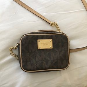 Michael Kors real mini purse